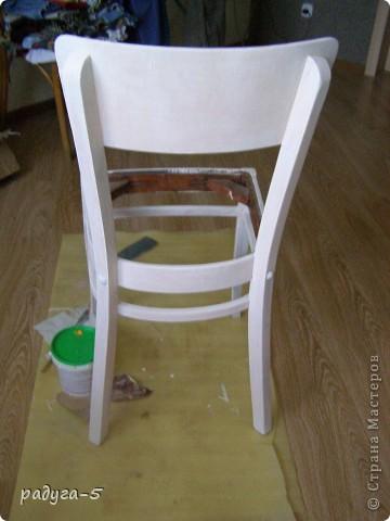 Не знаю, можно ли мои объяснение назвать мастер-классом, но я старалась более подробно показать и описать, как переделываю стул....Всем, кто заглянул большое спасибо фото 3