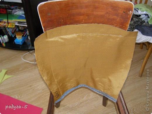 Не знаю, можно ли мои объяснение назвать мастер-классом, но я старалась более подробно показать и описать, как переделываю стул....Всем, кто заглянул большое спасибо фото 6