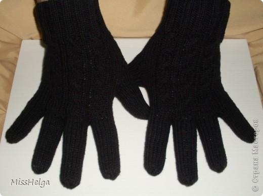 мужские перчатки фото 1