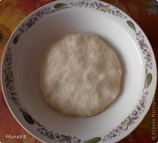 Тесто для булочек на дрожжах