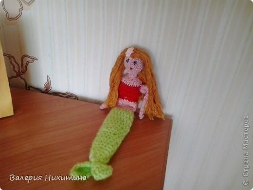 Это мой первый опыт в вязании игрушек фото 2