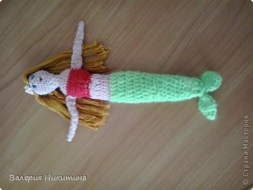 Это мой первый опыт в вязании игрушек фото 1