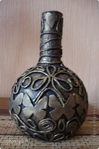 бутылочка, спасибо за МК Татьяне Сорокиной