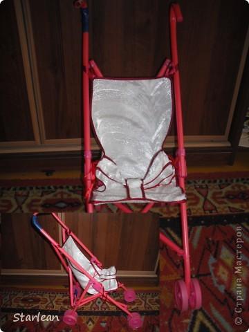 переделываем коляску фото 2