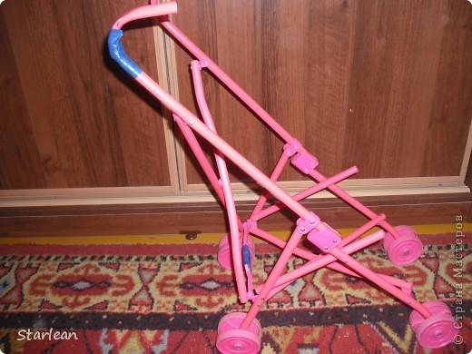 переделываем коляску фото 3