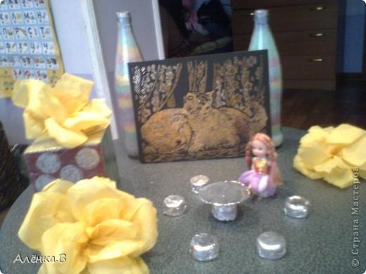 Аквариум(подарок маме) фото 4