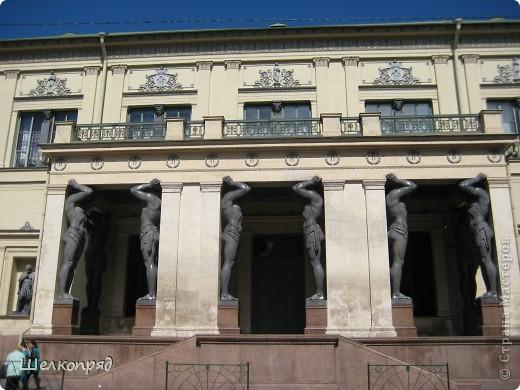 Всем известный медный всадник - памятник Петру. фото 32