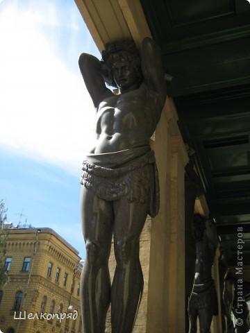 Всем известный медный всадник - памятник Петру. фото 33