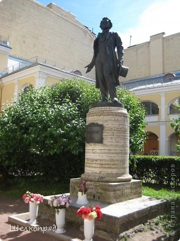 Всем известный медный всадник - памятник Петру. фото 31