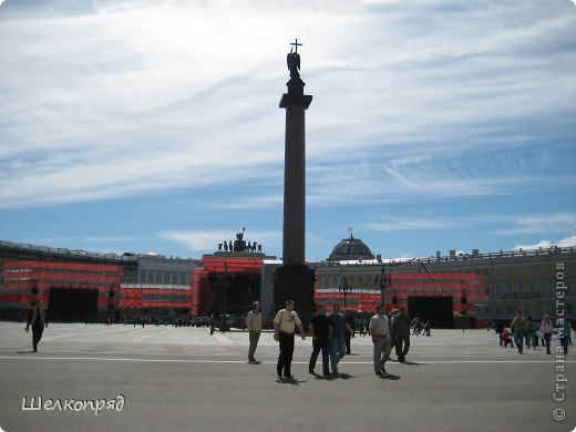 Всем известный медный всадник - памятник Петру. фото 2