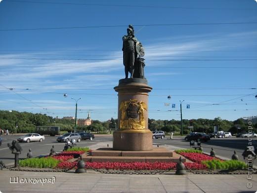 Всем известный медный всадник - памятник Петру. фото 9