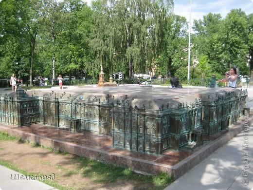 Всем известный медный всадник - памятник Петру. фото 58