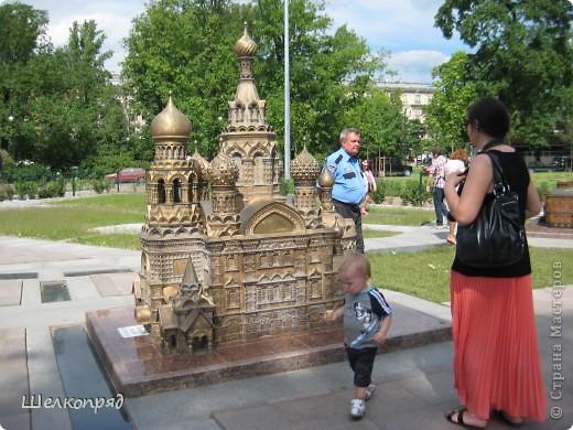 Всем известный медный всадник - памятник Петру. фото 64