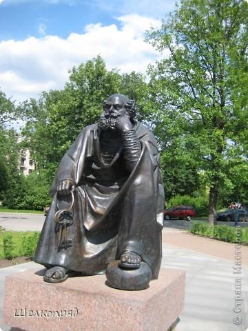 Всем известный медный всадник - памятник Петру. фото 68