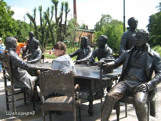 Всем известный медный всадник - памятник Петру. фото 67