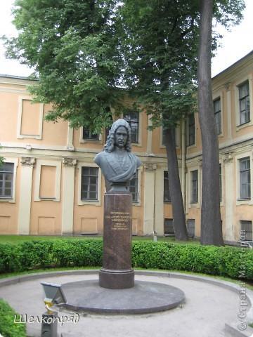 Всем известный медный всадник - памятник Петру. фото 37