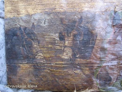 """Это будет """"сосуд"""" для поленьев для камина (печки). А было девятилитровое ведро оцинкованное. фото 12"""