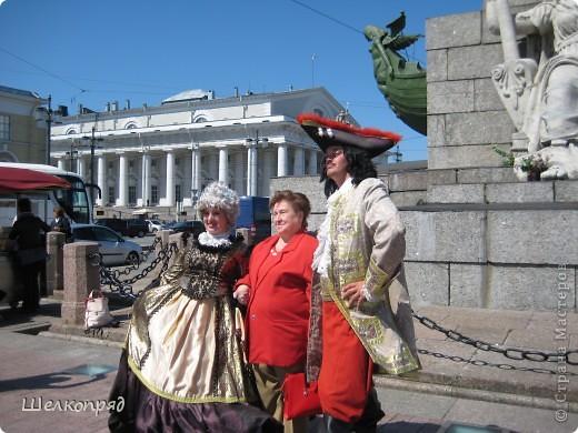 Всем известный медный всадник - памятник Петру. фото 22