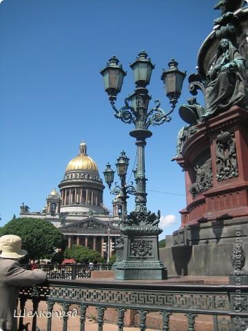 Всем известный медный всадник - памятник Петру. фото 17