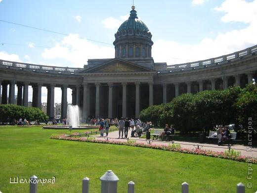 Всем известный медный всадник - памятник Петру. фото 13