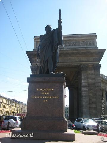 Всем известный медный всадник - памятник Петру. фото 15