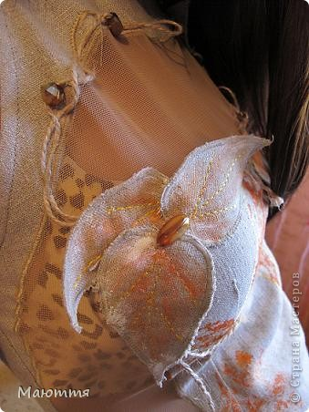 Платье сшилось уже давно, но не было модели, чтоб сфотать и вам показать фото 8