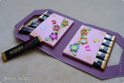 На такую сумочку для сладкого меня вдохновила Альбина Уфа - http://stranamasterov.ru/node/320605?c=favorite Долго не решалась сделать нечто подобное, а тут и повод нашёлся - идём в гости к родственникам. Выставляю на Ваш суд мою сумочку. фото 5