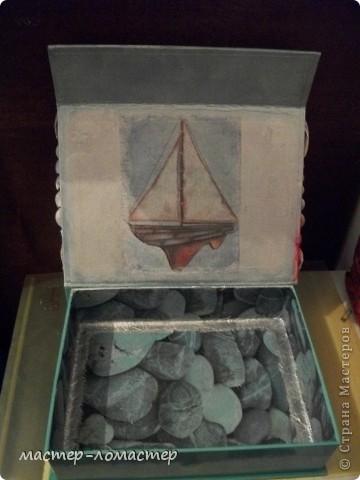 Моя морская шкатулочка!!!! фото 3