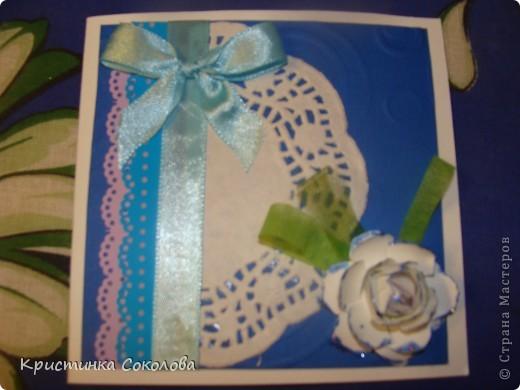 Коробочки и открытки фото 2