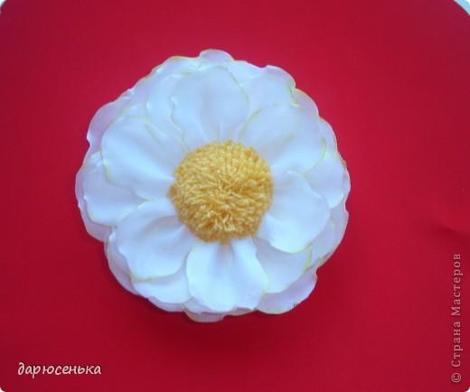 вот такие цветы у меня получились фото 3