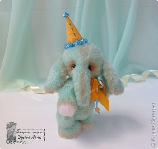 Конфетный слоник. фото 2