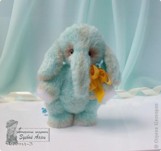Конфетный слоник. фото 4