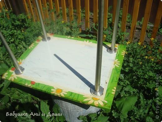 Очень хотелось обновить стол со стульчиком для Анюты. фото 5