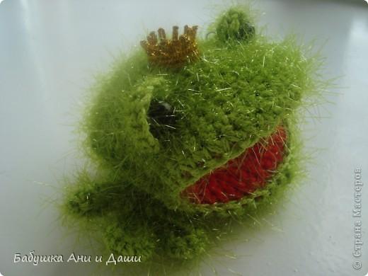 Царевна связана из пряжи-adelia Brilliant фото 2