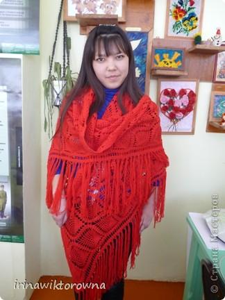 """Жанзакова Асима, ученица 10 класса - победитель районной конференции молодых исследователей """"Шаг в будущее-2012"""",  со своей проектно-исследовательской работой. фото 1"""