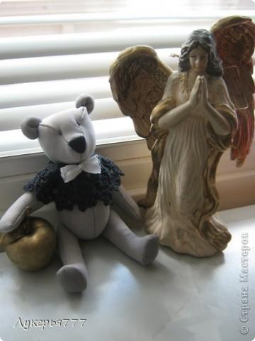 Кролик Сеня) Очень воспитанный и скромный)) фото 3