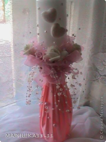 Свадебная свеча фото 3
