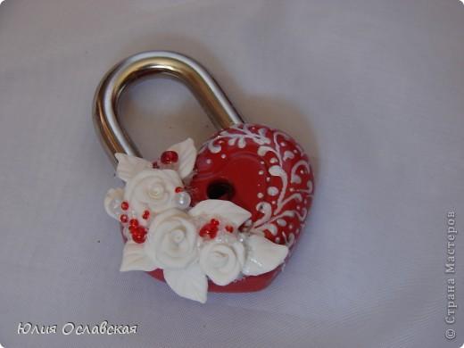 """Свадебный набор """"Любящее сердце"""". фото 6"""