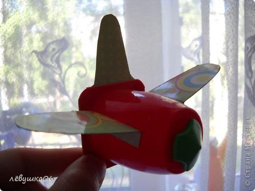 """как-то подсмотрели у Пеларгонии самолётики http://stranamasterov.ru/node/310863?c=favorite   , вот и у нас наконец-то до них руки """"дошли"""", МК можно посмотреть вот тут http://korablik22.ucoz.ru/blog/samoletik_rastishka/2012-02-09-7 фото 2"""