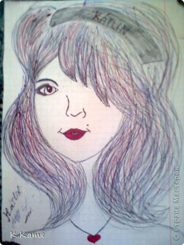 Мои рисунки!! фото 1