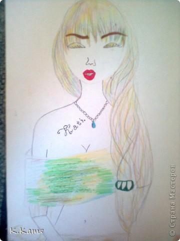 Мои рисунки!! фото 2
