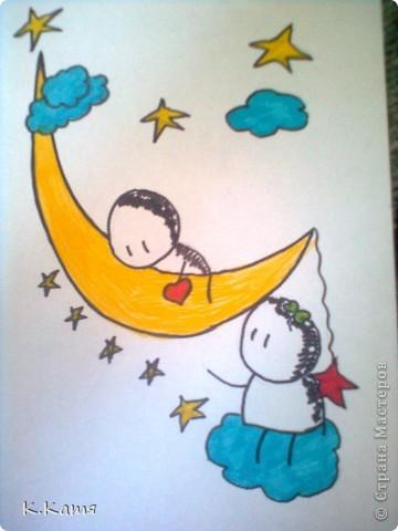 Мои рисунки!! фото 3