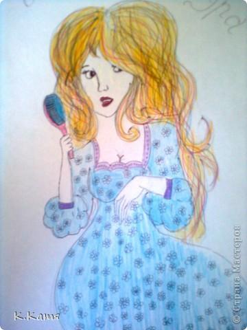 Мои рисунки!! фото 4