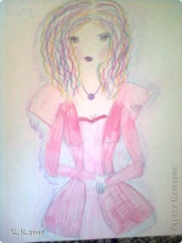 Мои рисунки!! фото 5