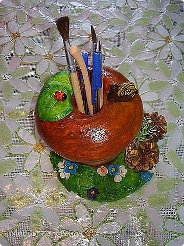 карандашница фото 1