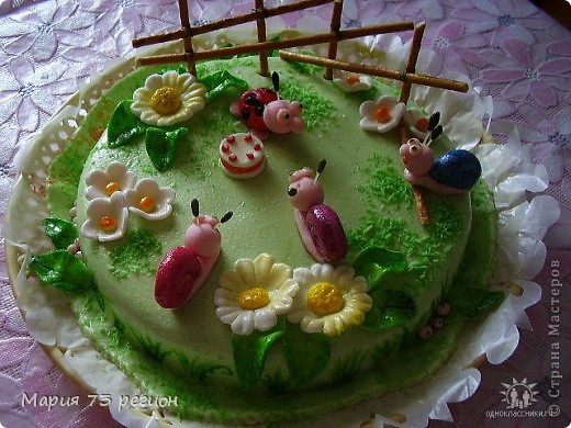 мои торты фото 8