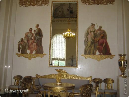 Возле Эрмитажа мы с вами уже погуляли, а теперь войдём в него. Портретная галерея героев войны 1812 года (если не ошибаюсь). Можете меня поправить. фото 50
