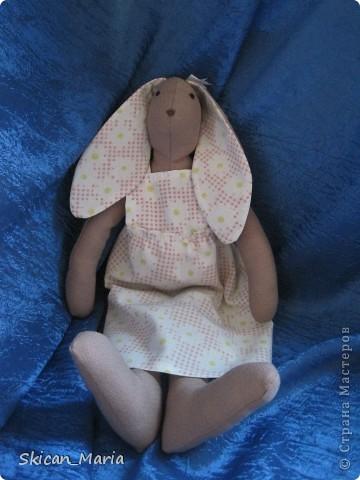 Моя первая кукла тильда фото 1