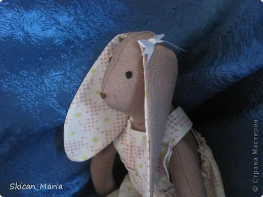 Моя первая кукла тильда фото 2