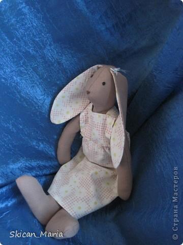 Моя первая кукла тильда фото 3